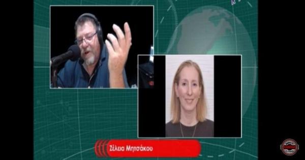 Συνέντευξη του Παναγιώτη Παυλόπουλου με τις Zέλια Μητσάκου & Έλενα Μαυρογένη